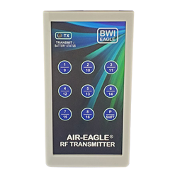 Air-Eagle SR Plus 2.4GHz, 600 Ft. Range, Nine Button Keypad, 16-Function, USB Rechargeable